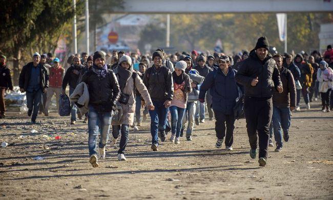 A bajor rendőrség az osztrák határ lezárására készül