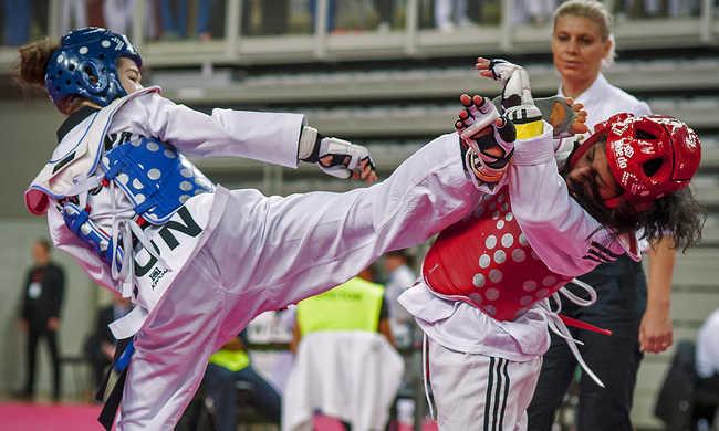Taekwondo: Öt magyar érem Horvátországból