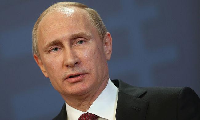 Putyin: az ukrán válságból befagyott konfliktus lehet