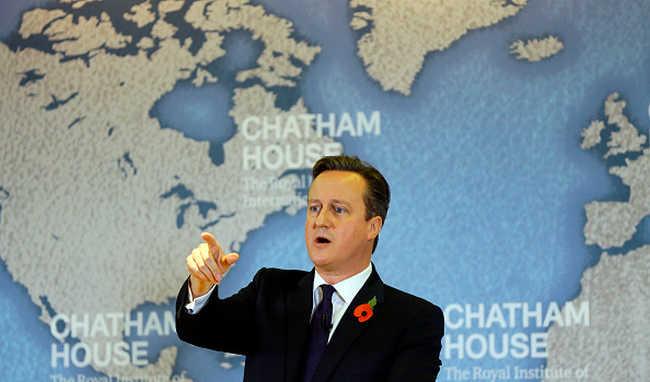 Cameron: Nagy-Britannia nem tud befogadni évi 300 ezer bevándorlót