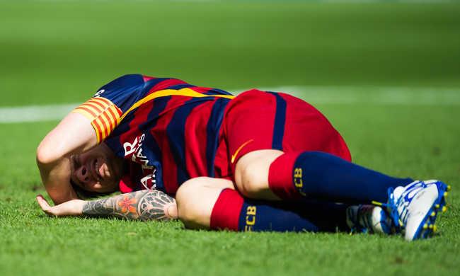 Lehet, hogy Messi tud játszani a Real ellen