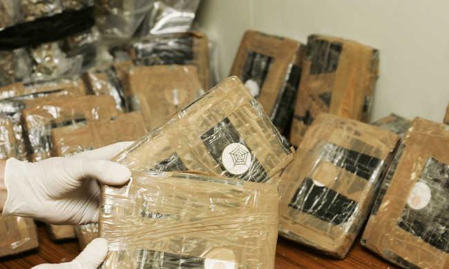 Fél tonna kokaint találtak a kolumbiai szurkolók buszán