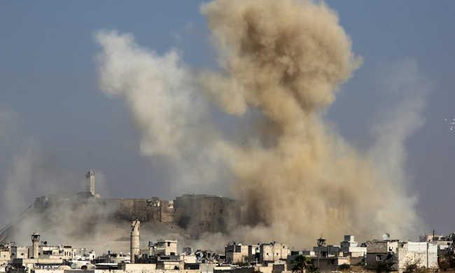 Több mint 4 ezren haltak meg a légicsapásokban