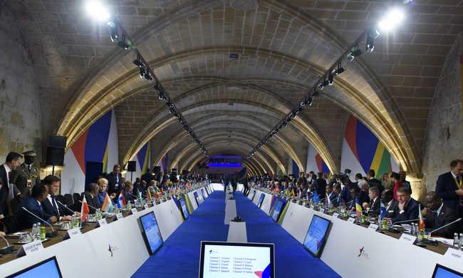 A máltai csúcsot Törökországgal való egyeztetés követi