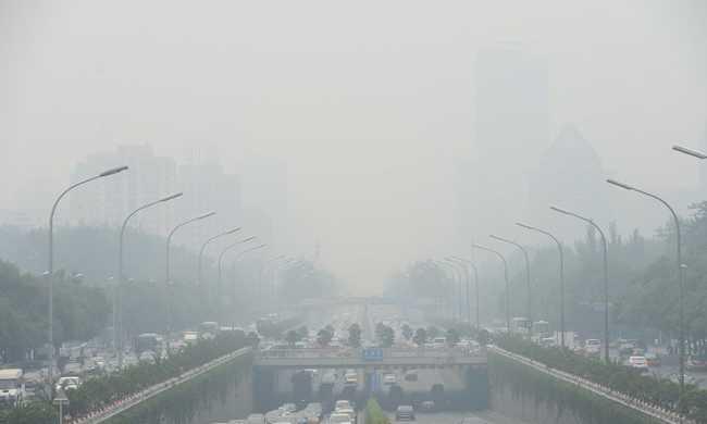 Továbbra is sok helyen magas a légszennyezettség