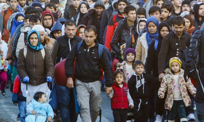 Migránsválság: bevándorlási rekord Hollandiában