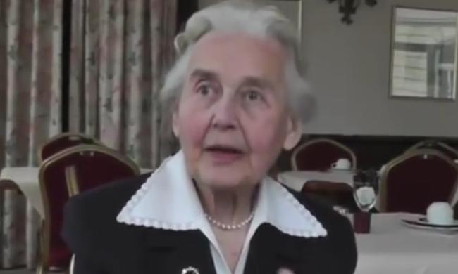 """Börtönre ítélték a """"nácik nagyasszonyát"""""""