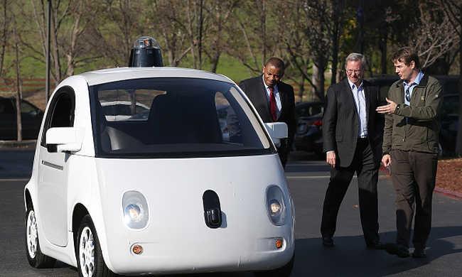 Megállították a rendőrök a Google autóját