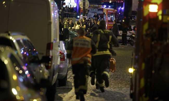 Videók a párizsi terrortámadásról