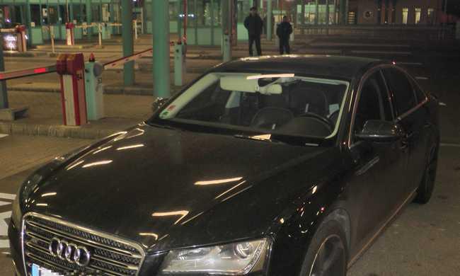 Két körözött Audi 24 óra alatt