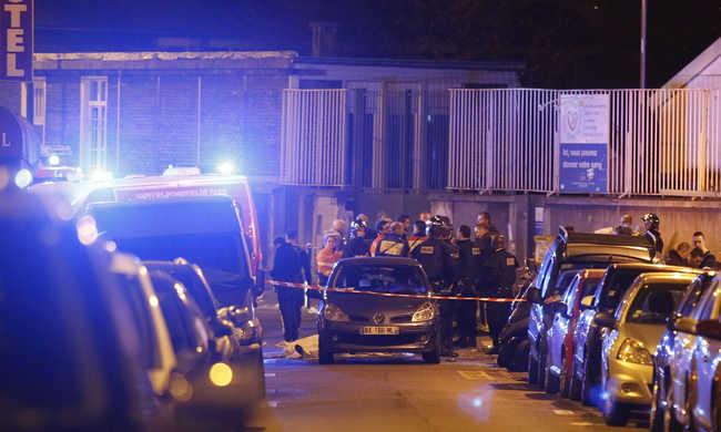 Belga autó vihette a robbanószereket Párizsba