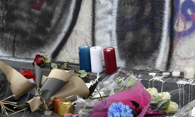 Képgaléria: Párizs a terrortámadás után