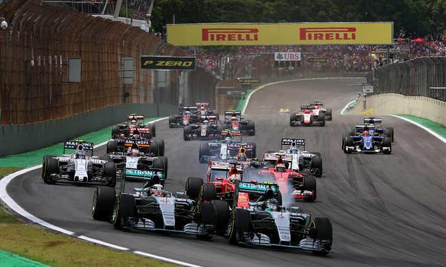 Rosberg Mexikó után Brazíliában is rajt-cél győzelmet aratott