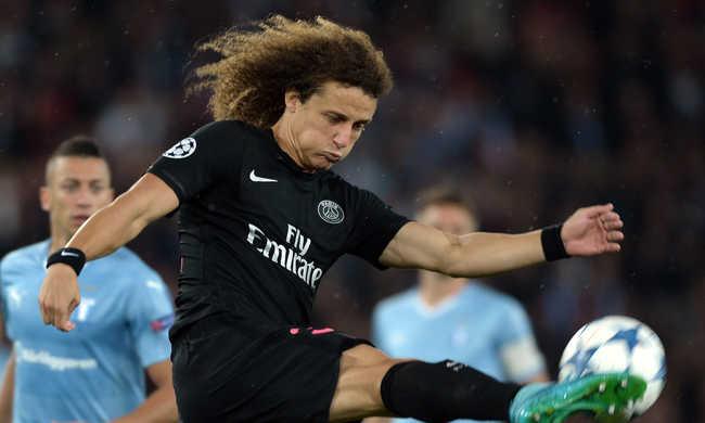 Visszarendelte Párizsba David Luizt a PSG