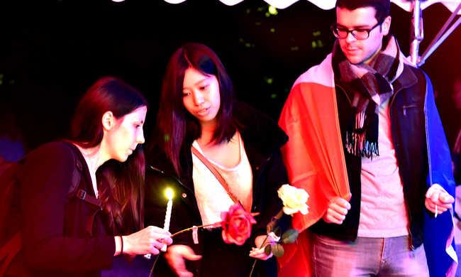 Háromezren voltak a tokiói megemlékezésen