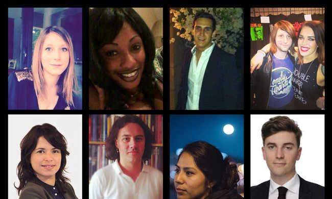 Ők a terrortámadások áldozatai