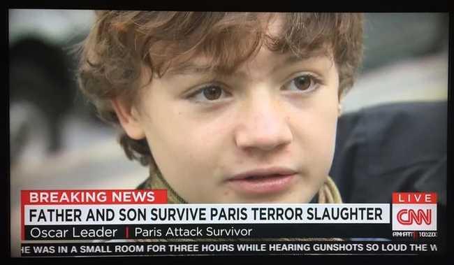Holttestek közé bújt, így menekült meg a 12 éves fiú