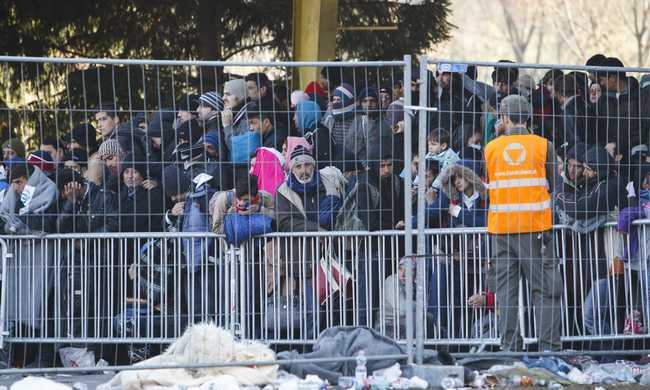 Tüntetések Ausztriában
