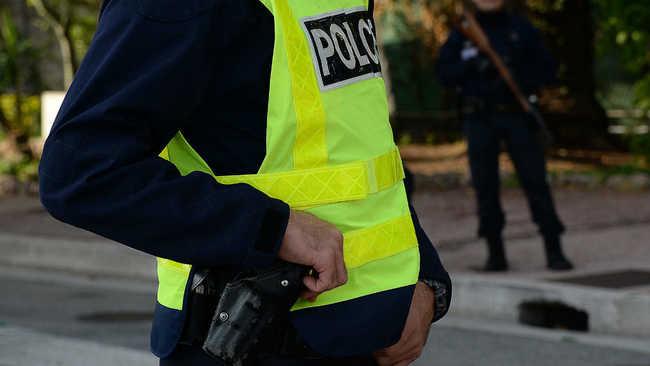 Rakétavetőt is talált a francia rendőrség