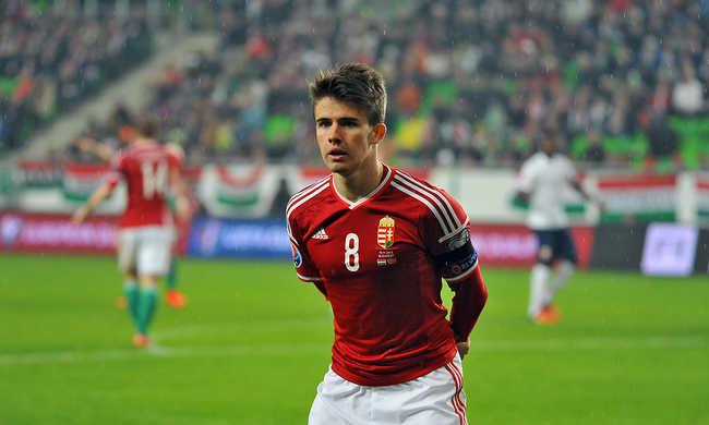 A magyar válogatott tehetségét beválasztották a legjobbak közé