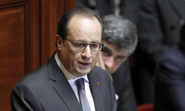 Hollande: Franciaország háborúban áll
