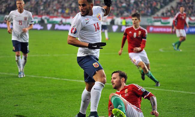 Premier League csapat vinné a magyar válogatott védőjét