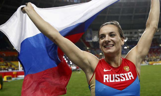 Ott lehet az olimpián az orosz atlétasztár