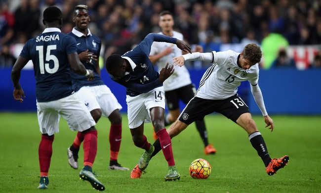 Egyetlen francia játékos sem mondta le az Anglia elleni meccset