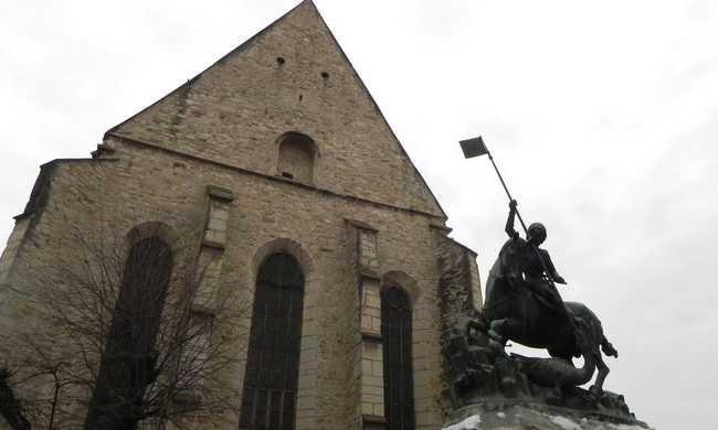 Botrány Kolozsváron: divatbemutatót tartottak a templomban