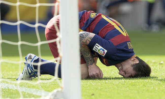 Messi játszhat a Real Madrid ellen