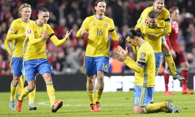 A svédek és az ukránok is továbbjutottak - teljes az EB mezőnye