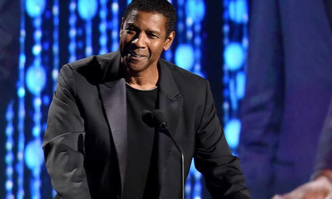 Denzel Washington életműdíjat kap