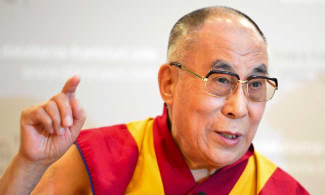 Dalai láma: a békéért dolgozzunk!