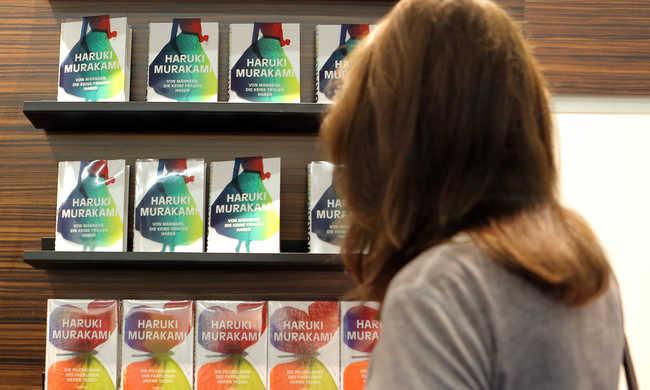 Murakami Haruki kapta az Andersen irodalmi díjat