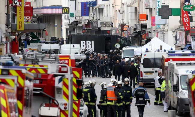 Hét óráig tartott a terroristák ostroma Párizsban