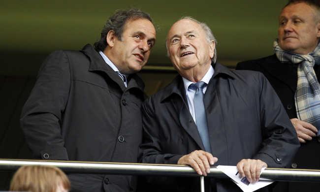 Blatter és Platini fellebbezését is elutasította a FIFA