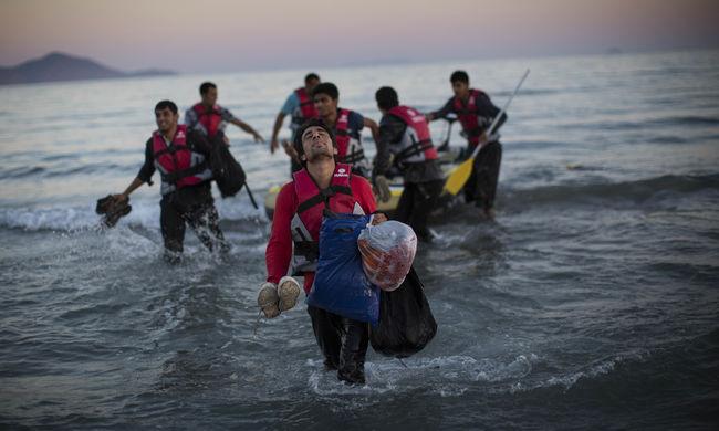 Megduplázódott a Görögországba érkező migránsok száma