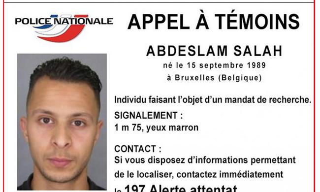 Salah Abdeslam az Iszlám Államról posztolt a párizsi merényletek előtt, mégsem állították meg a hatóságok