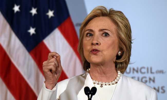 Elkészült a Clinton terv a terroristák megfékezésére