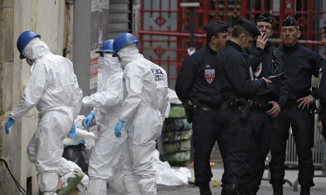 Sokáig tarthat a terroristák azonosítása