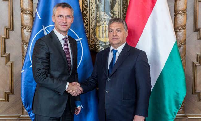 Orbán Viktor: Magyarország komolyan veszi a terrorháborút