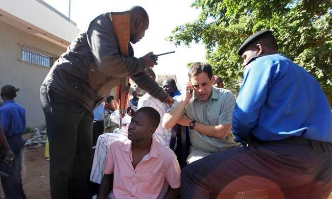 Túszdráma: 27 ember meghalt, véget ért a túszejtés