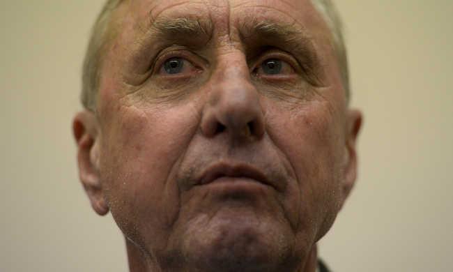 Cruyff biztos abban, hogy legyőzi a rákot