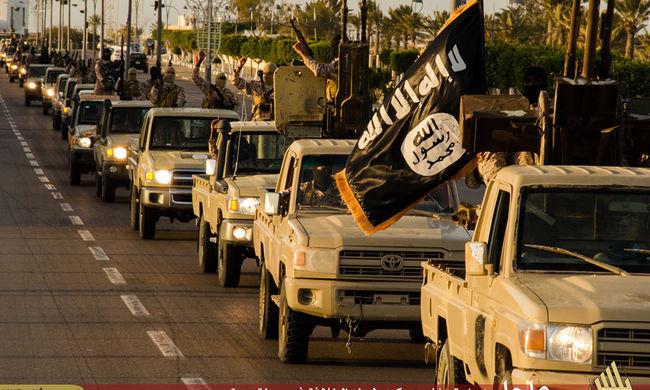 11 százalékkal kevesebb területet ural az Iszlám Állam