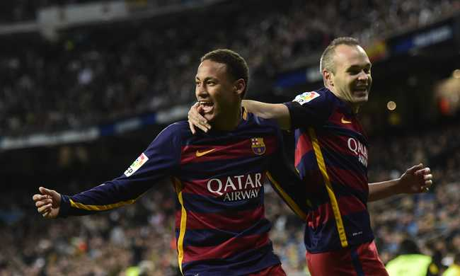 0-4: kiütötte a Barcelona a Real Madridot - videók