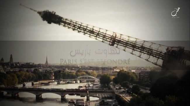 Újabb támadással fenyegeti Párizst az Iszlám Állam