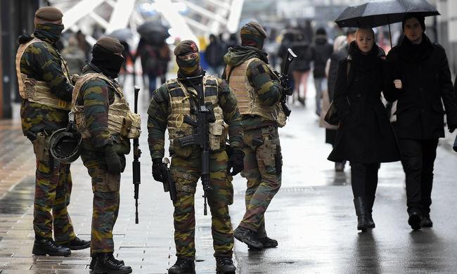 Terrorveszély miatt rendőrőrsöket zártak be