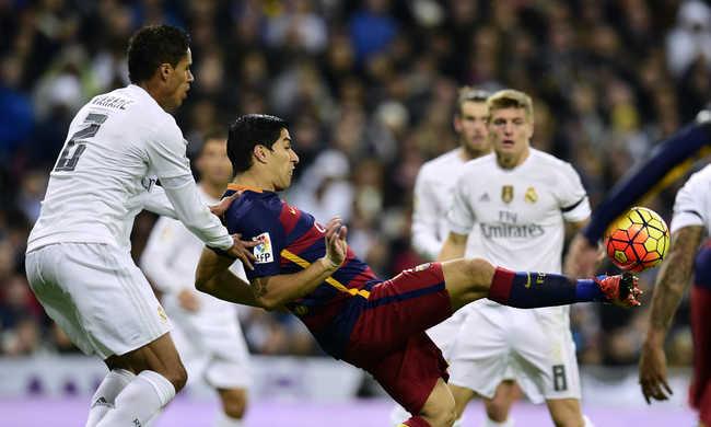 Real-Barcelona 0-4 - videók