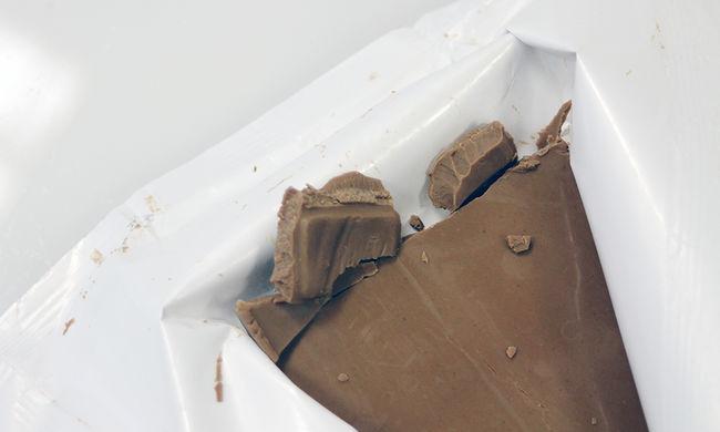 26 millió forint értékű hamis csokit foglaltak le