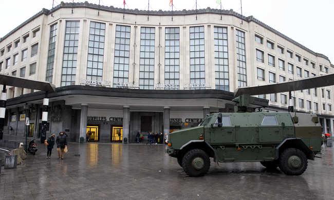 A belgák többsége biztos abban, hogy folytatódik a terror